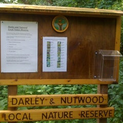 Photo taken at Nutwood Nature Reserve by Carolynne A. on 6/10/2012