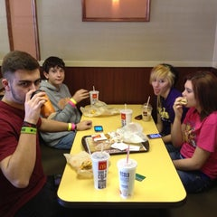 Photo taken at McDonald's by Karyne B. on 3/10/2012