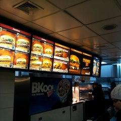 Photo taken at Burger King by Jonathan R. on 7/23/2012
