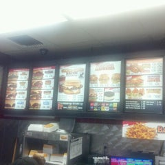 Photo taken at Hardee's / Red Burrito / Dough Boys by NEIL S. on 7/14/2012