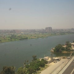 Photo taken at Corniche El Maadi | كورنيش المعادى by Mohammed H. on 7/24/2012