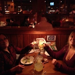 Photo taken at Outback Steakhouse by Ashley on 3/5/2012