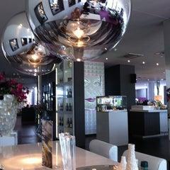 Photo taken at Van der Valk Hotel Amersfoort A1 by Peggy S. on 5/16/2012