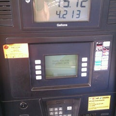 Photo taken at GATE Gas Station #1217 by George J. on 5/18/2012