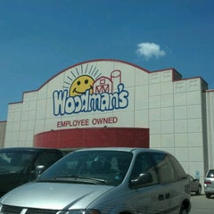 Photo taken at Woodman's Food Market by Ivan V. on 7/8/2012