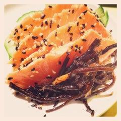 Photo taken at Yooji's by Annina B. on 2/11/2012