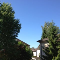 Photo taken at Liebefeld by Magda K. on 6/16/2012