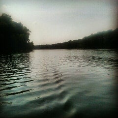 Photo taken at Seneca Creek State Park by Vishva P. on 7/11/2012