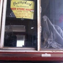Photo taken at Bangkok Thai Restaraunt by Mark S. on 4/30/2012