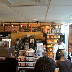 Photo taken at Dunkin' Donuts by Brian G. on 8/2/2012