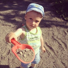 Photo taken at Детский Парк В Ценре by Танюша С. on 6/22/2012
