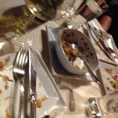 Photo taken at Noir Food & Wine by Pasadena R. on 8/12/2012
