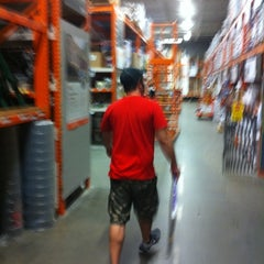 Photo taken at The Home Depot by Steven K. on 6/1/2012
