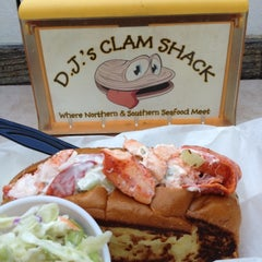 Photo taken at D.J.'s Clam Shack by Thi H. on 7/15/2012