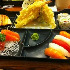 Photo taken at Sapporo Sushi by Priscilla on 8/26/2012
