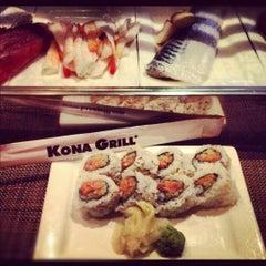 Photo taken at Kona Grill by Mia A. on 3/20/2012