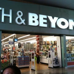 Photo taken at Bed Bath & Beyond by Jeff T. on 5/31/2012