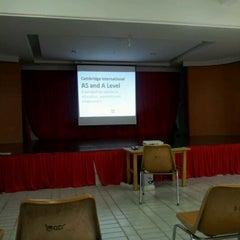 Photo taken at Rasami International School by MadFroG on 3/7/2012