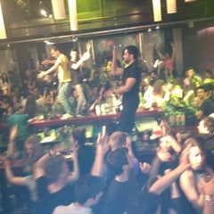 Photo taken at W Nightclub Patra by  Vag P. on 4/1/2012
