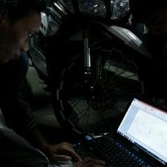 Photo taken at Kampus BSI Bekasi by Vava M. on 6/15/2012