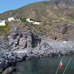 Photo taken at Ginostra by Pietro C. on 7/15/2012