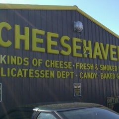 Photo taken at Cheesehaven by Alex W. on 6/25/2012
