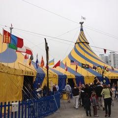 Photo taken at Ovo Cirque du Soleil by Matt K. on 3/22/2012
