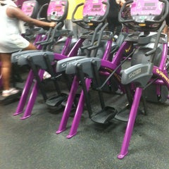 Photo taken at Planet Fitness by Alvin U. on 6/21/2012
