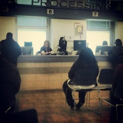 Photo taken at Illinois Secretary of State Driver Services Facility by david f. on 4/17/2012