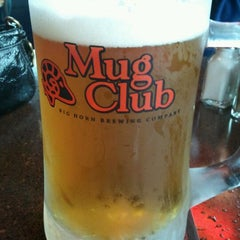 Photo taken at RAM Restaurant & Brewery by Ava E. on 4/12/2012