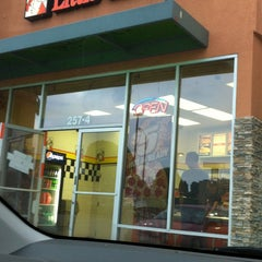 Photo taken at Little Caesars Pizza by Lee P. on 5/13/2012