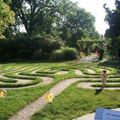 Photo taken at Garfield Park Conservatory by Matthew M. on 6/20/2012