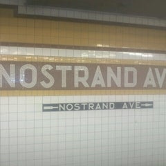 Photo taken at MTA Bus - B44/B44 +SBS - Nostrand Ave & Fulton St by Nikki C. on 6/14/2012