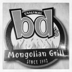 Photo taken at BD'S Mongolian Grill by John H. on 7/28/2012