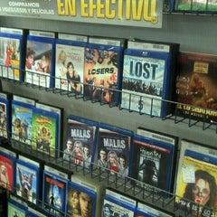 Photo taken at Blockbuster by Edgar Eduardo H. on 8/10/2012