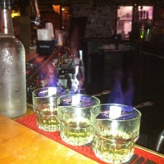 Photo taken at The Old Absinthe House by Aaron V. on 3/8/2012