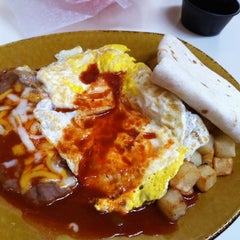 Photo taken at Anita's New Mexico Style Mexican Food by Robin R. on 5/26/2012