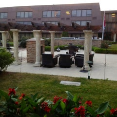 Photo taken at Indianapolis Marriott East by Dana R. on 6/29/2012