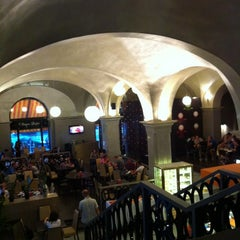 Photo taken at Gastland Bisztró Oktogon by Barna L. on 7/11/2012