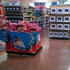 Photo taken at Walmart Supercenter by Katy B. on 6/14/2012