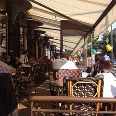 Photo taken at Le Brebant by Brahim B. on 9/4/2012