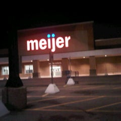 Photo taken at Meijer by Chad L. on 4/25/2012