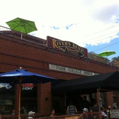 Photo taken at River's Bend Restaurant & Bar by Tony M. on 8/19/2012