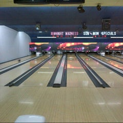 Photo taken at Melody Lanes by Bas on 7/18/2012