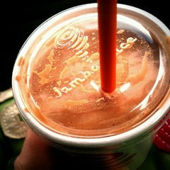Photo taken at Jamba Juice by Stages P. on 4/7/2012