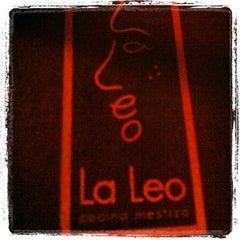Foto tomada en La Leo - Cocina Mestiza por GayHills G. el 8/30/2012