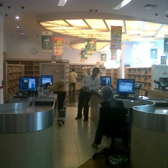 Photo taken at K-Link Mart by Benny Oktavianus on 5/2/2012