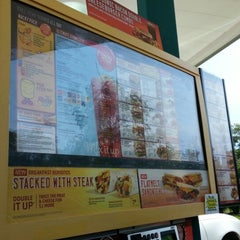 Photo taken at SONIC Drive In by Stina R. on 9/10/2012
