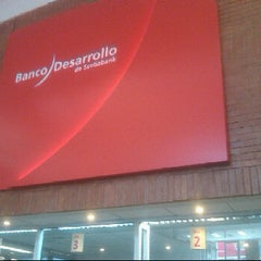 Photo taken at Banco del Desarrollo de Scotiabank by Briian M. on 8/31/2012
