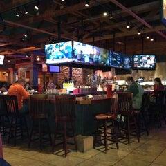 Photo taken at Smokey Bones Bar & Fire Grill by Lisa A. on 6/20/2012
